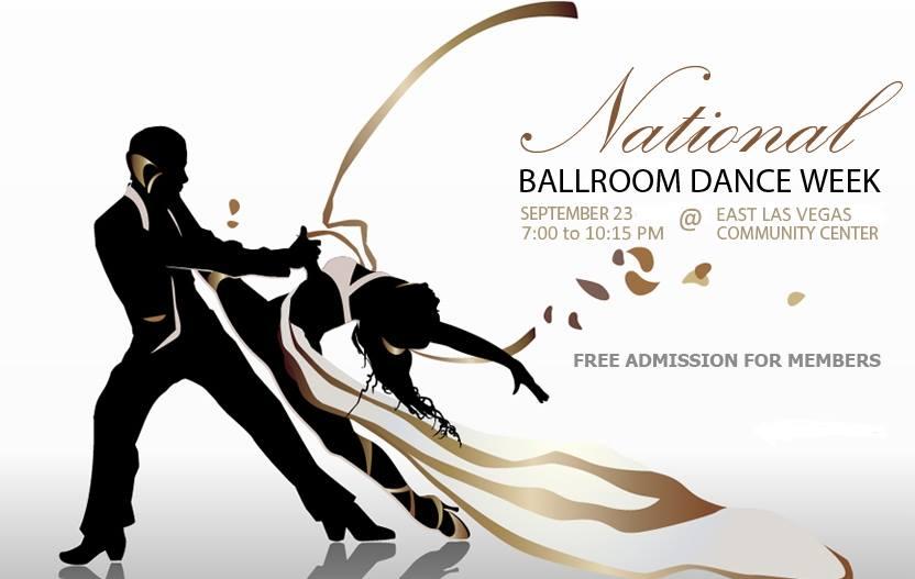 National Ballroom Dance Week 2017