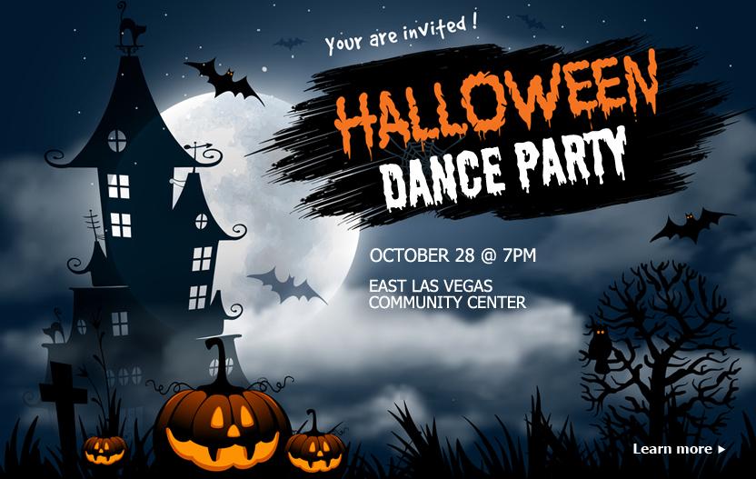 Halloween Social Dance